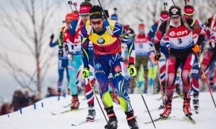 Biathlon legend Bjorndalen named China coach