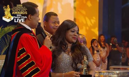 Gospel singer, Sinach and husband Joe welcome their first child