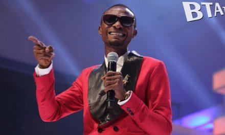 I GO DIE ShutDown Lagos With His Hilarious Comedy, He Crack Up Eko Hotel