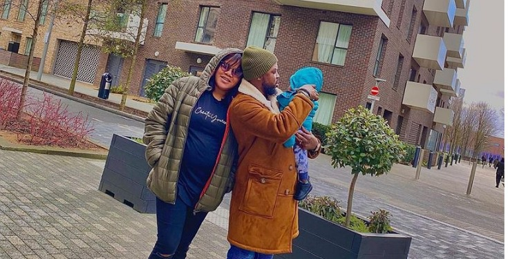Toyin Abraham tells her love story with Kola Ajeyemi