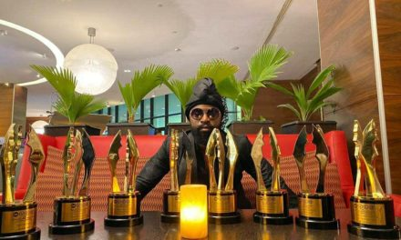 Living in Bondage was the BIGGEST Winner at #AMVCA7