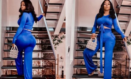You did surgery but still use photoshop to make your butt bigger – Troll attacks Toke Makinwa