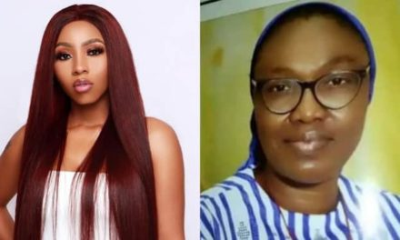 """""""Not all heroes wear capes"""" – Mercy Eke eulogises principal who died while saving school children after the Abule Ado explosion"""
