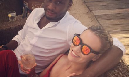 """Olga Allegra fires back at man who called Mikel Obi a """"pu*sy"""" after he terminated his contract with Trabzonspor FC"""
