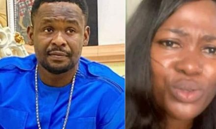 """Actress Monica Friday Slams Zubby Michael for saying Organizers of AMVCA did not recognize the """"Pillars of Nollywood"""""""