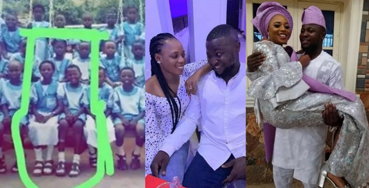 Former Primary School Classmates Set To Tie The Knot (Photos)