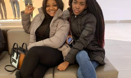 """""""Don't say yes to everyone, you need to be selfish""""- Mercy Aigbe's daughter, Michelle writes"""