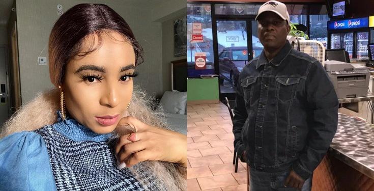 Actress Olaitan Sugar rains curses on her ex-boyfriend