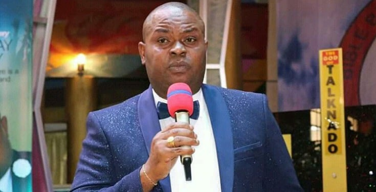 There's no coronavirus in Nigeria – Abia-based Pastor, Kingsley Innocent 'Talkanado'