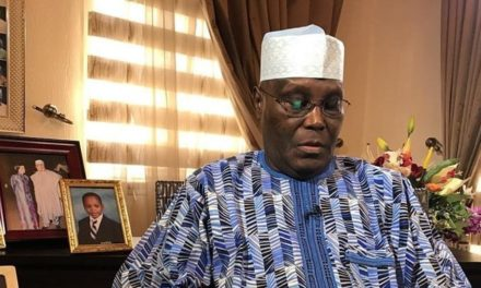 'It is not a death sentence, we will all be fine' – Atiku Abubakar says about the coronavirus pandemic