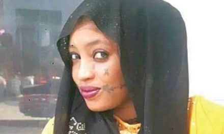"""A Female kidnapper """"Hauwa Yunus"""", has been apprehended for using her beauty to lure men into relationships after which she will kidnap them"""