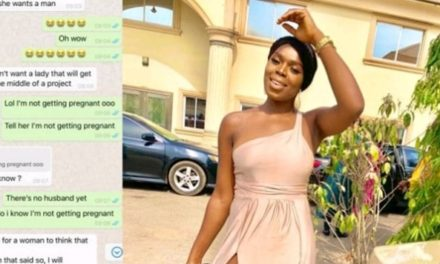 Lady cries out after job interview got canceled due to her gender