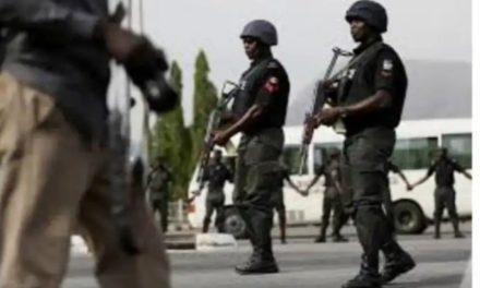 TRAGIC: Policeman Commits Suicide After Killing Couples In Imo State