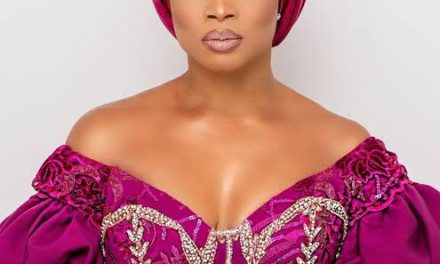 'Any guy intimidated by a hardworking woman isn't yours' – Toke Makinwa