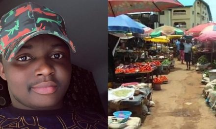 Angry Nigeria man reacts bitterly after Imo state government declares closure of markets and work places without an alternative