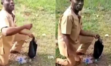 """""""I wanted to use it for experiment"""" – Pastor says after being caught packing human faeces"""