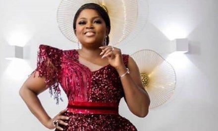 'I pray I survive this. I'm so broken' – Funke Akindele writes in tweet after arrest over house party