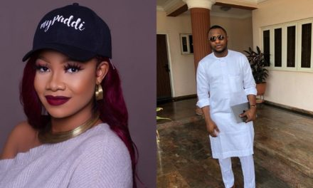 'There is no remedy for body odour' – Ubi Franklin shades Tacha