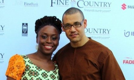 Each time my husband who is a doctor leaves for work, I worry – Chimamanda Adichie writes after losing her closest aunt