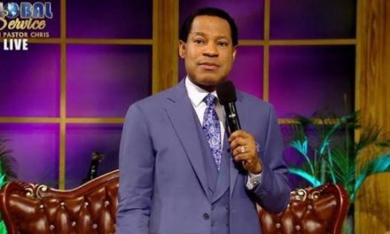 'FG locked down Lagos and Abuja so they can install 5G network' – Pastor Chris Oyakhilome claims