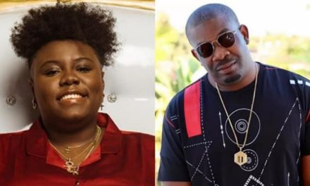 """""""I have an emotional crush on Don Jazzy""""- Singer Teni reveals"""