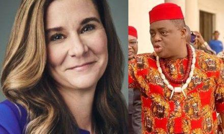 Femi Fani-Kayode hits back at Melinda Gates for her statement on Cronavirus in Africa