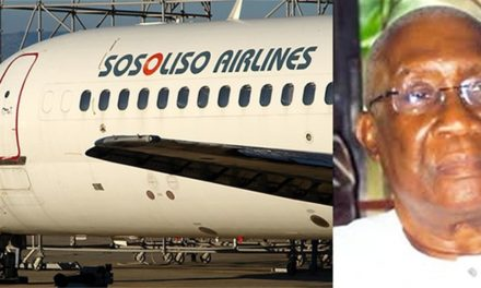 Sosoliso Airlines chairman Victor Ikwuemesi dies of COVID-19 in London
