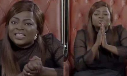 """""""This past weeks have been a learning curve for me""""- Funke Akindele says as she advises Nigerians to maintain social distancing"""
