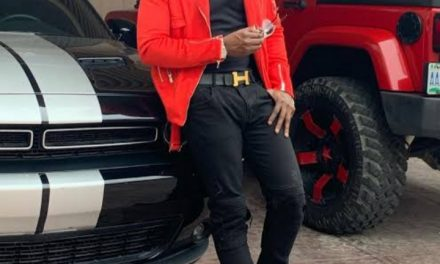 'I've got six packs and cars, I'm a complete package' – Peter Okoye brags
