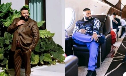 Model who twerked on DJ Khaled's live says she's remorseful, respects his marriage, his beautiful wife and family