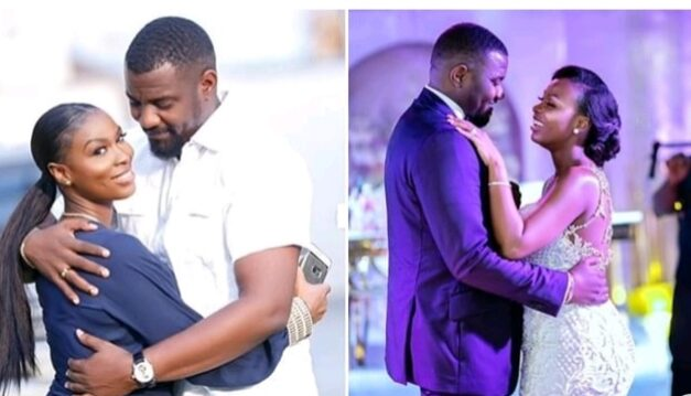 """""""My mother wanted me to be a Reverend Father, but God had other purposes"""" – Actor John Dumelo reveals"""