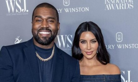 Kanye West Celebrates Billionaire Wife, Kim Kardashian With Bizzare Tweet