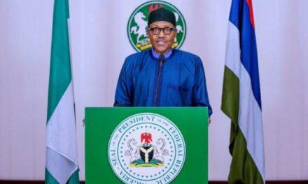 Breaking: Buhari Recognizes Giadom As Authentic APC Acting National Chairman