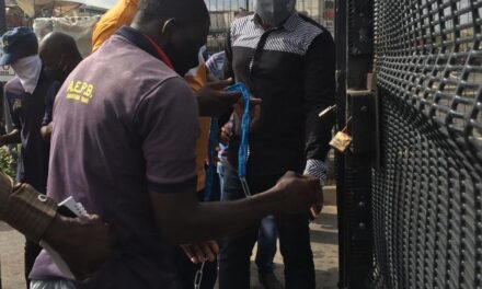 Jabi Lake Mall locked by Federal Capital Territory Authority due to Naira Marley concert