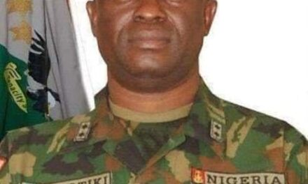 Nigerian Army dismisses ex-GOC for stealing