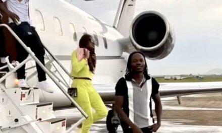Naira Marley vs Executive Jet Services
