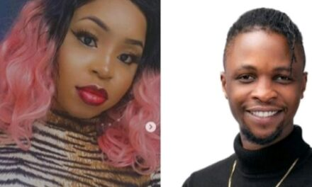 Lady in tears after discovering, that the guy she's been ignoring since 2016 is BBNaija's Laycon