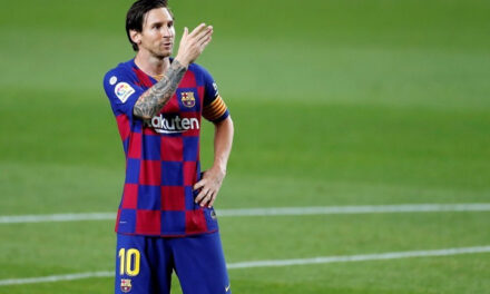 Messi reaches 700 goals milestone as Barcelona draw 2-2 with Atletico Madrid (photos)