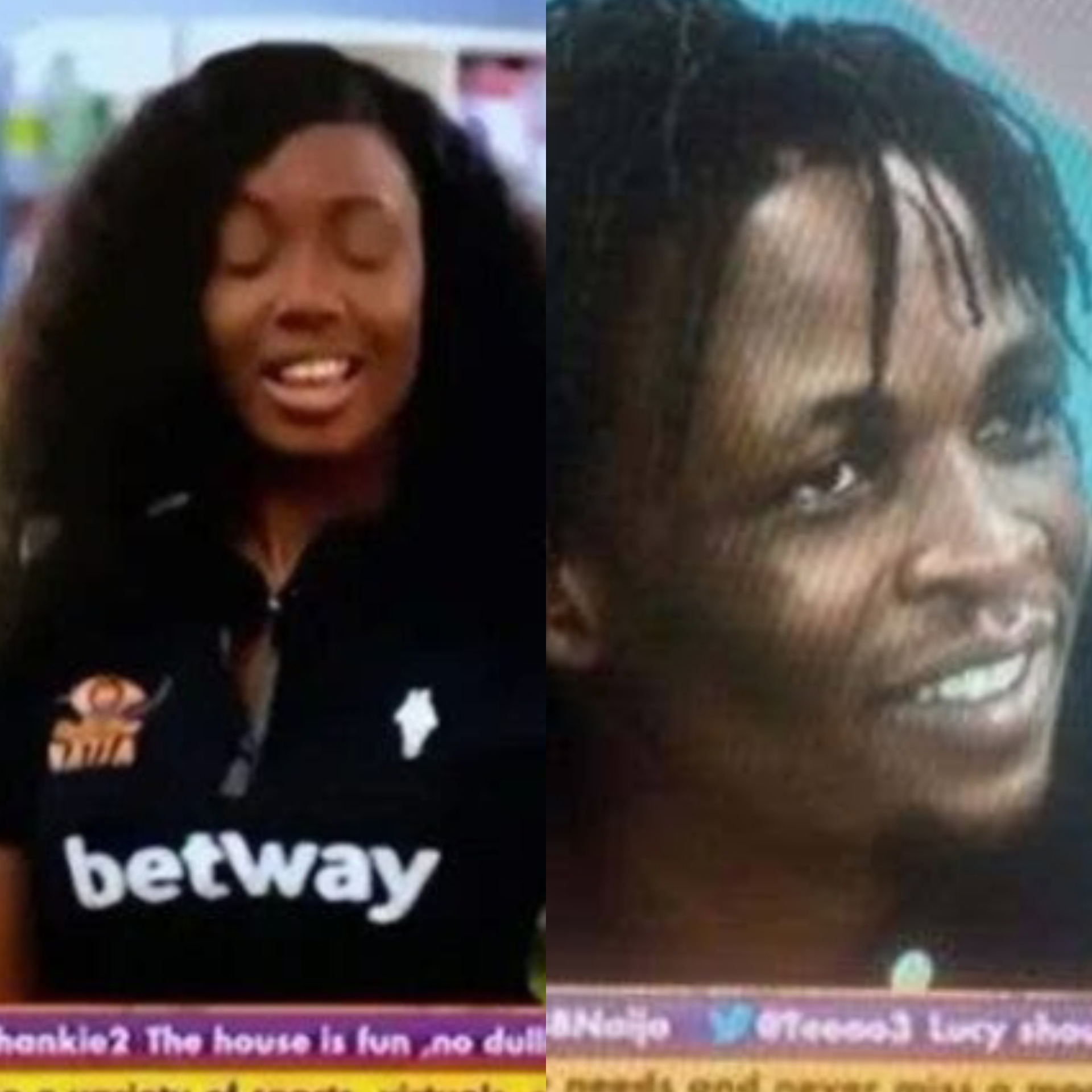 BBNaija: Tolani says Europe is NOT a continent