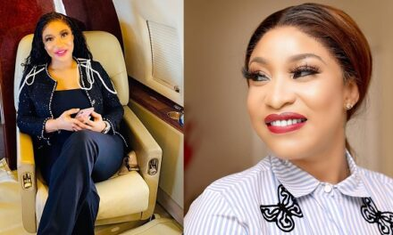 2020 has blessed me more than my 34years on earth — Tonto Dikeh