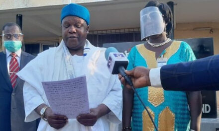 I'm ready to lay down my life like Mandela – Mailafia says after release from DSS custody