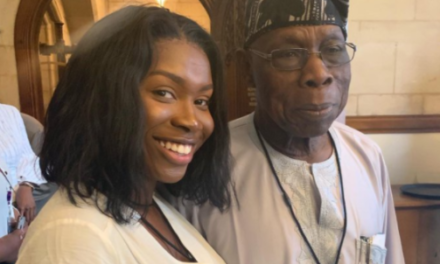 Woman tells the story of how she became Obasanjo's lifetime PA