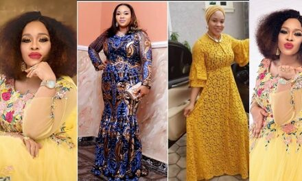 Actress Mosun Filani Oduoye slams those saying they prefer her being fat as before
