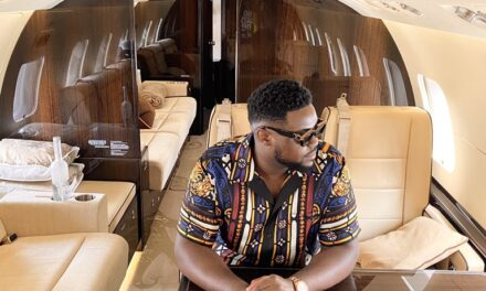 Davido's family acquires another private jet