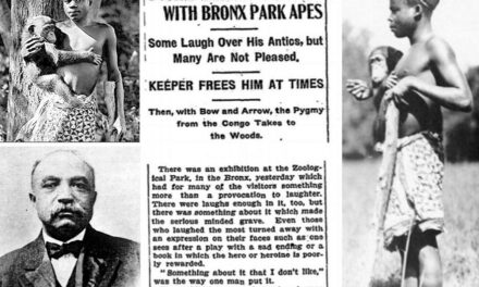 After 114 Years Americans Apologises For Displaying Black Man Up For Sale In A Zoo