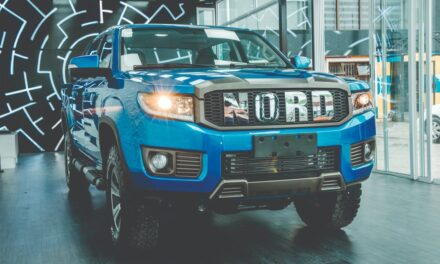 A New Nigerian Automobile Company Launches Its First Vehicle
