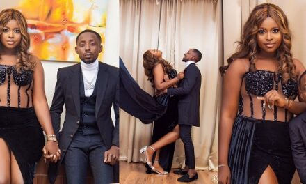 Rapper Erigga set to wed his baby mama, Morenike, after years of dating
