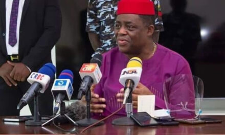 FFK reacts as NUJ condemns him for clashing with a reporter in Calabar