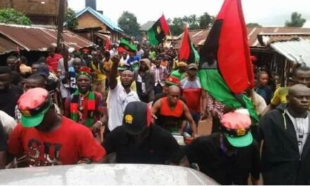 Biafra: IPOB Accused Of Killing DSS Operatives In Violent Attack