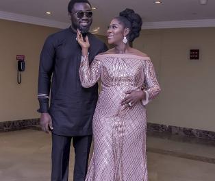 9 years later, Mercy Johnson Okojie and husband, Prince Okojie, celebrate wedding anniversary